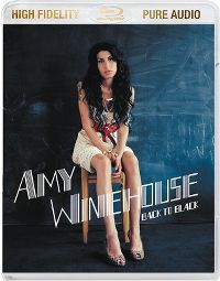 Cover Amy Winehouse - Back To Black [DVD]